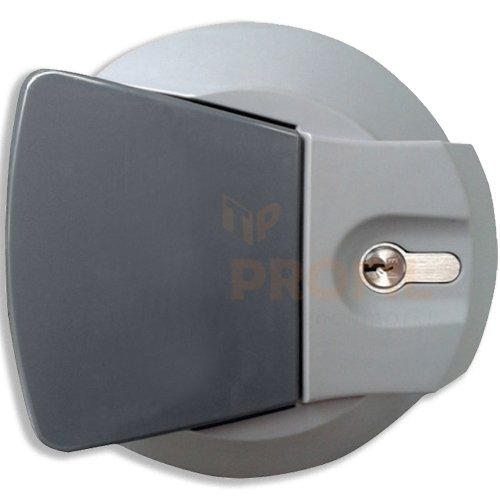 Lockable Handle for Hinged Cold Room Door