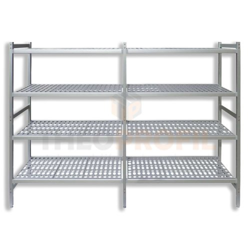 Shelving System for Cold Room Chambers