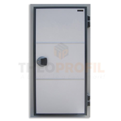 chiller hinged door plinth block