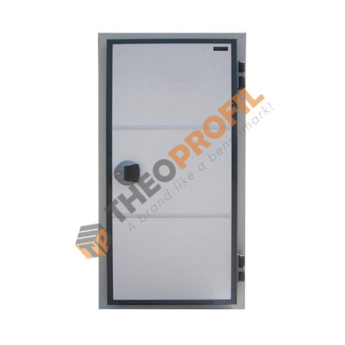 Coldroom hinged door plinth block