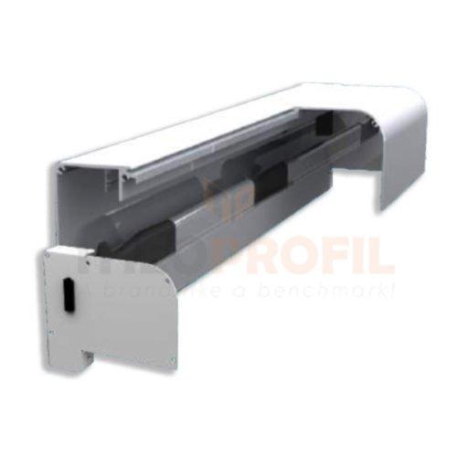 Sliding Door System Mechanism
