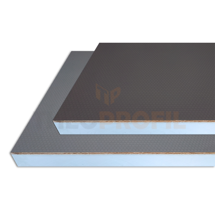 Non-slip Floor Plywood with polystyrene foam